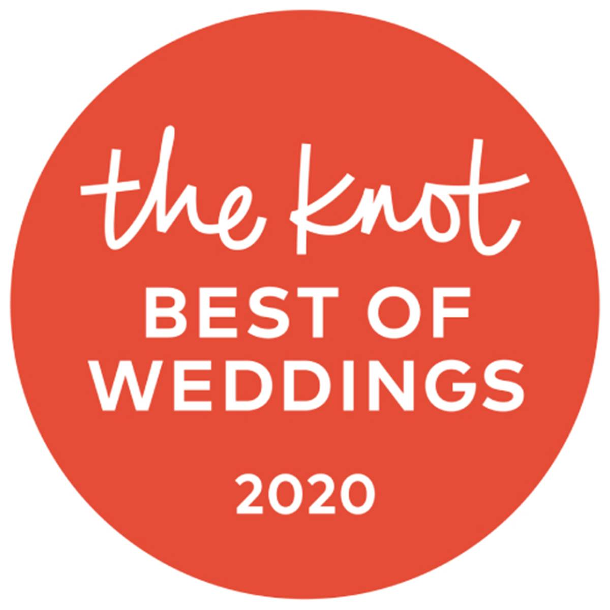 The Knot Best of Weddings 2020 Union Bluff